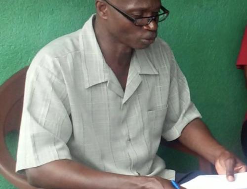 In Memoriam – Sierra Leonean George Smart