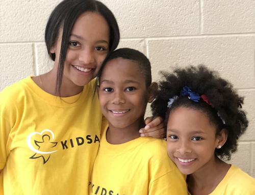 Yasmin, Jonathan and Joey – Age 8, 9 and 13 – DC Metro