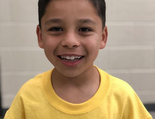 Josh – Age 8 – DC Metro