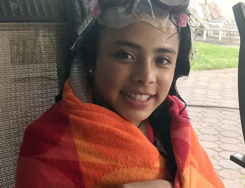 Monica – Age 12