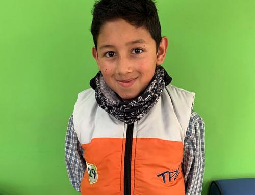 David – Age 10