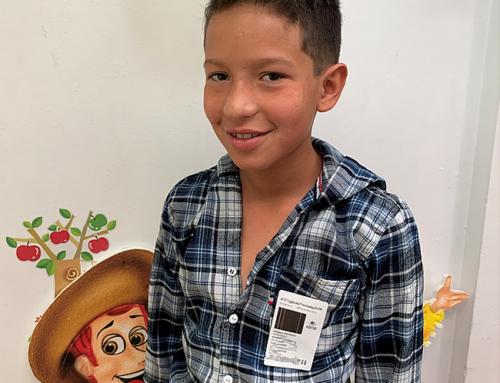 Kyle – Age 11