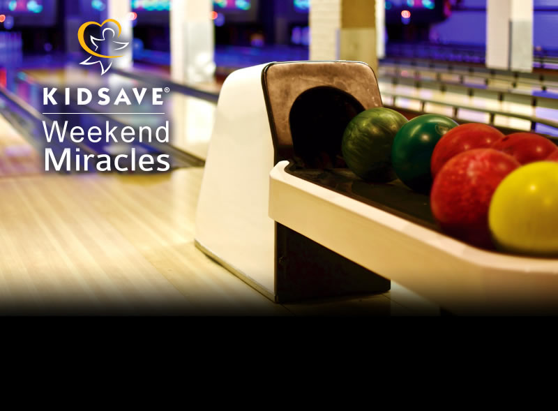 Kidsave Bowling Party