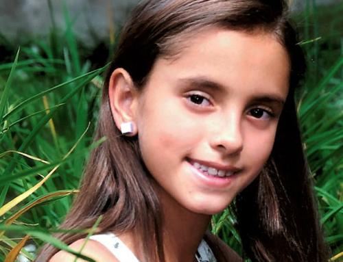 Amelia- Age 10