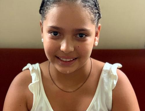 Ivy- Age 11