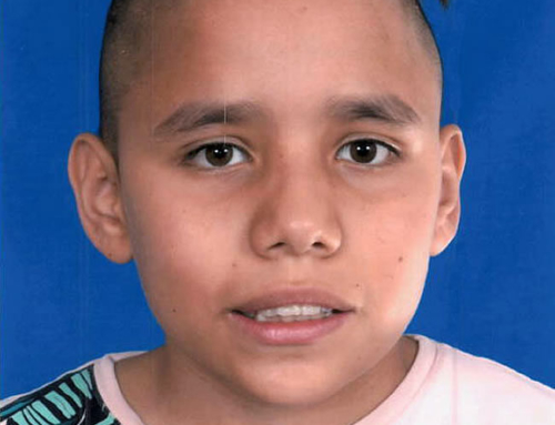 James- Age 13