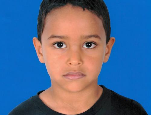Jayden – Age 8