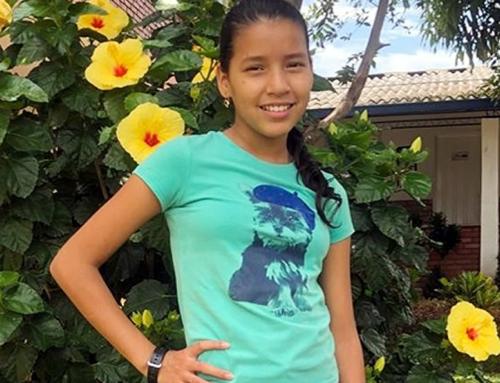 Riley- Age 12