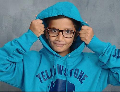 Connor- Age 12