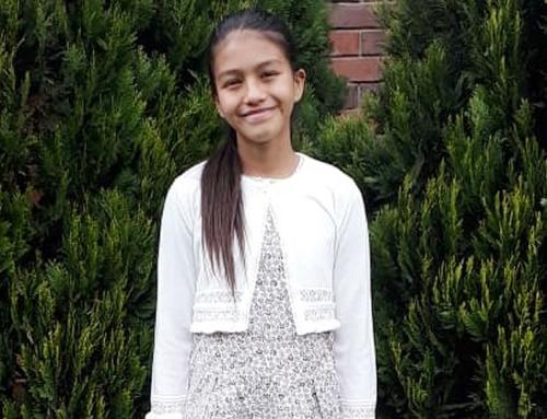 Anna- Age 13