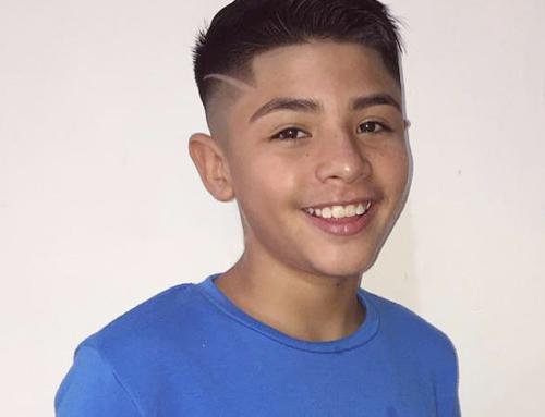 Yohan- Age 12