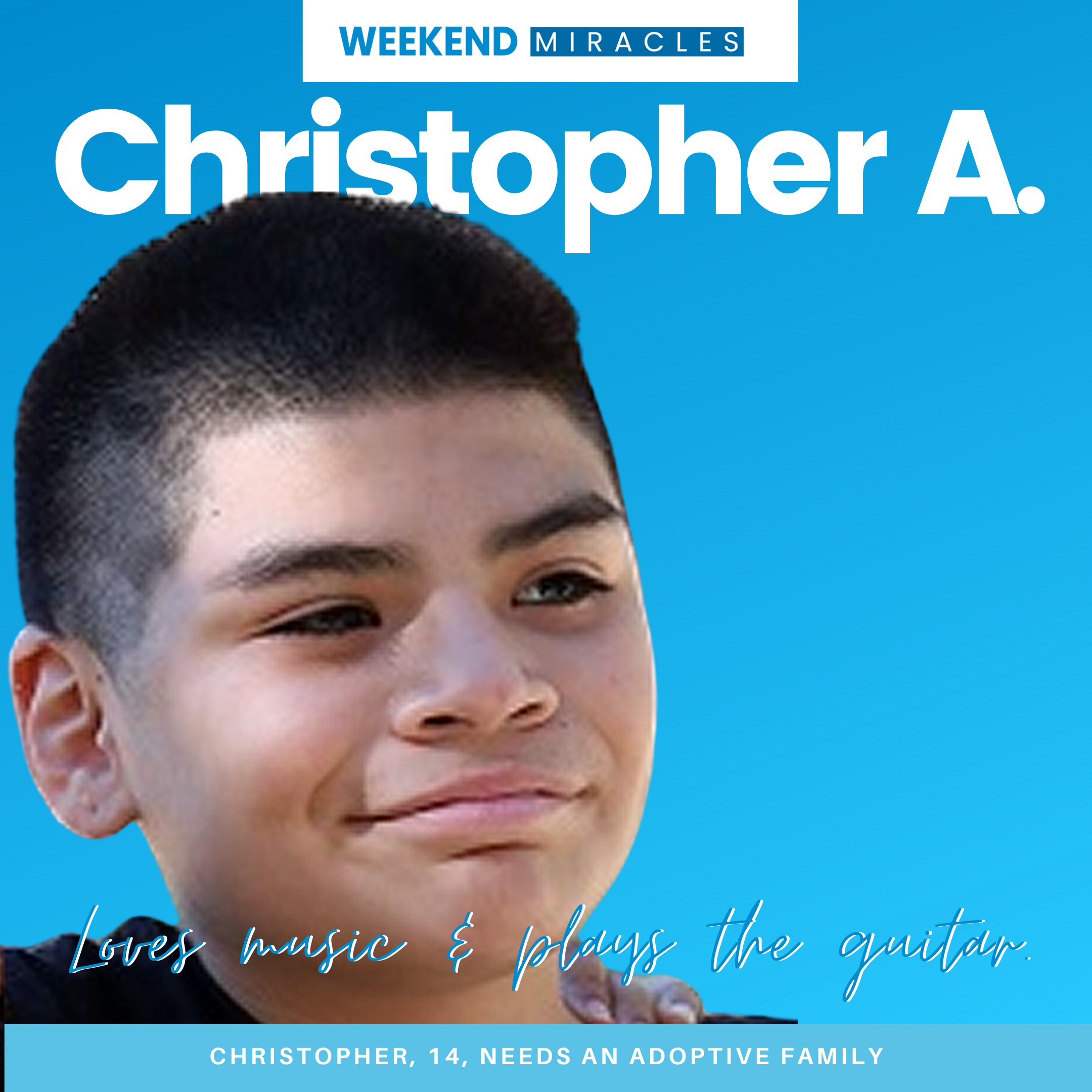 Meet Chris