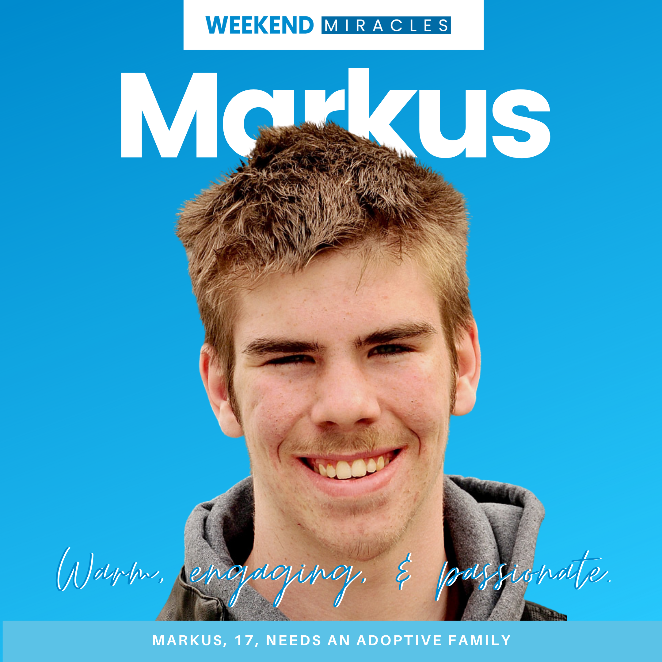 Meet Markus