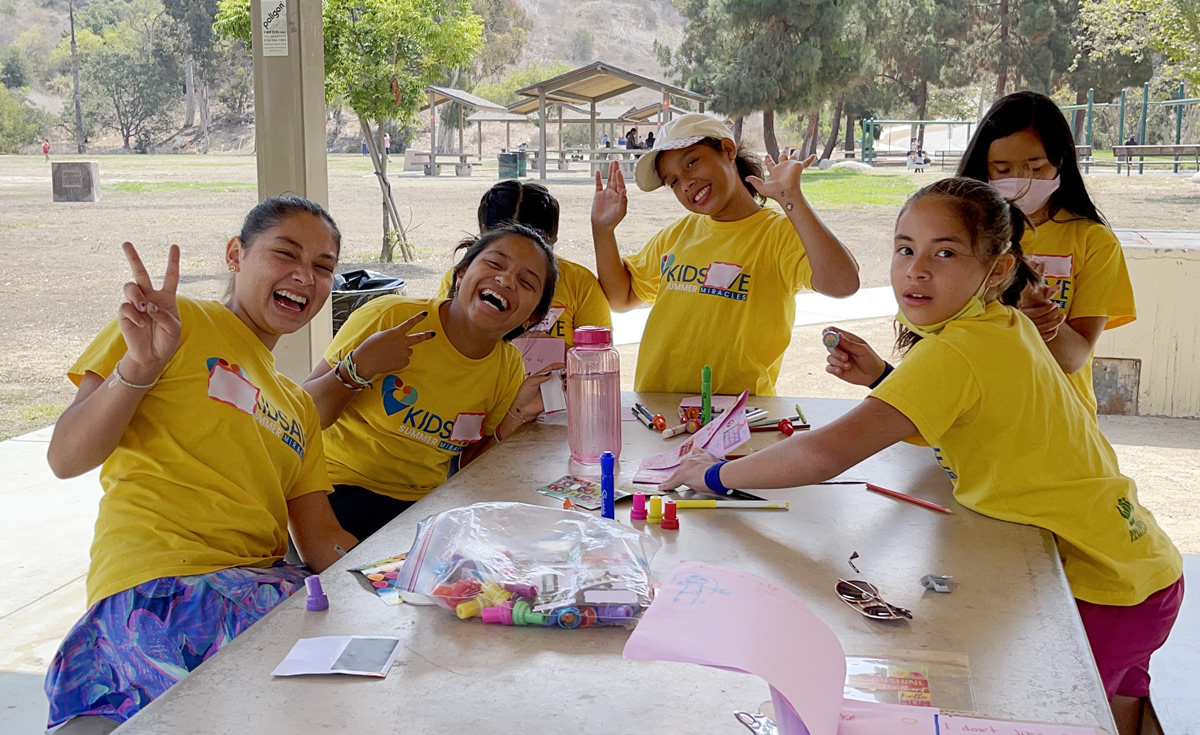 Summer Miracles Kids Events - Los Angeles