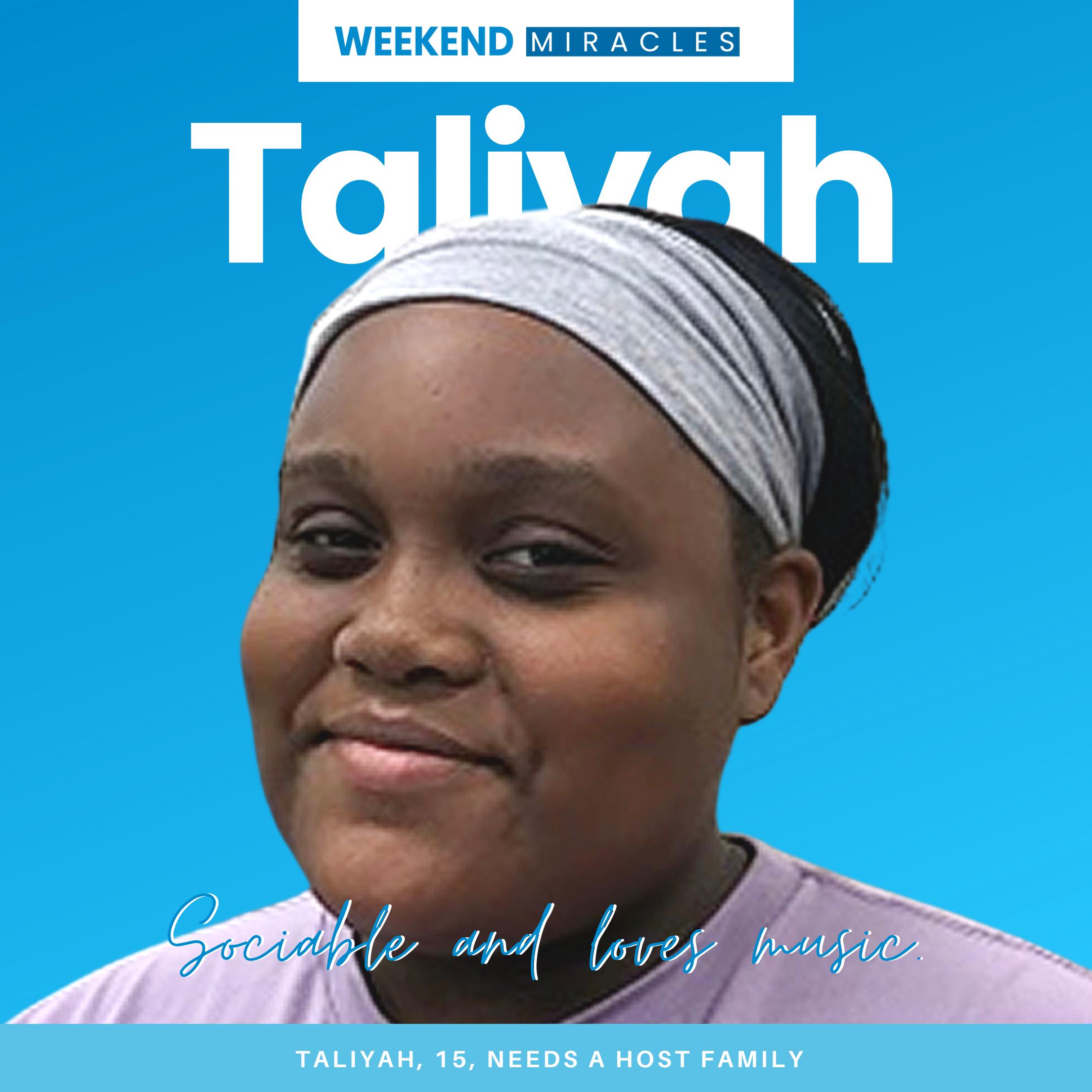 Meet Taliyah