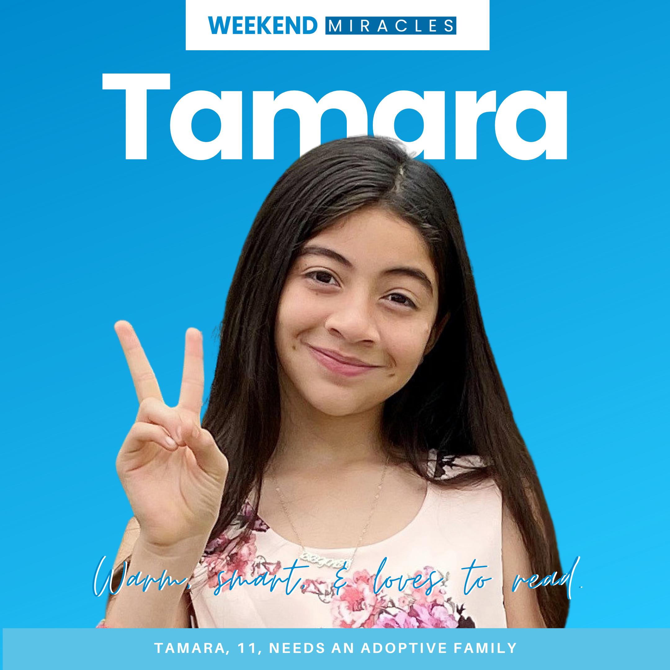 Meet Tamara